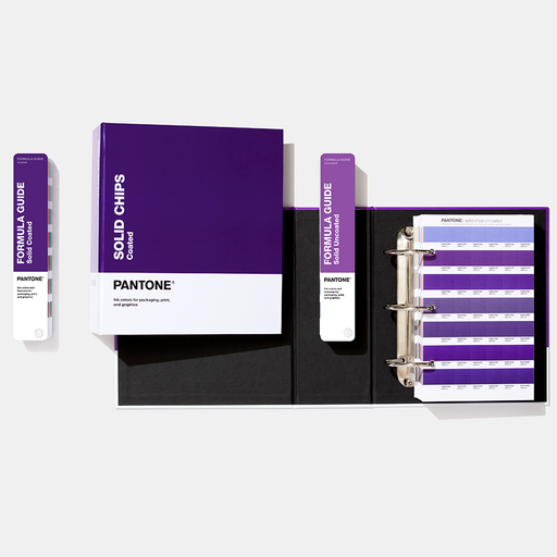 PANTONE Solid Color Set (Formula Guide + Solid Chips)