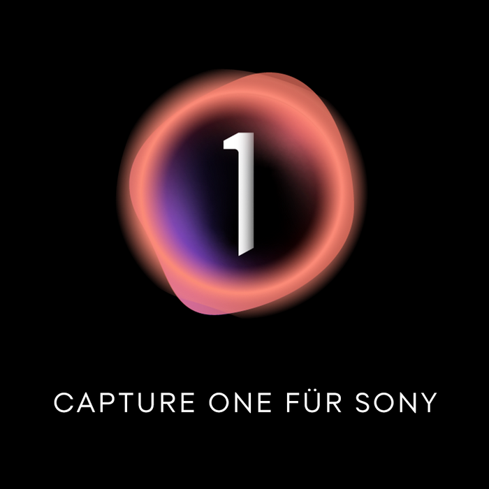 Capture One Pro 21 für Sony Kameras