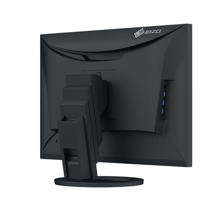EIZO EV2495 24 Zoll Flexscan Monitor Black