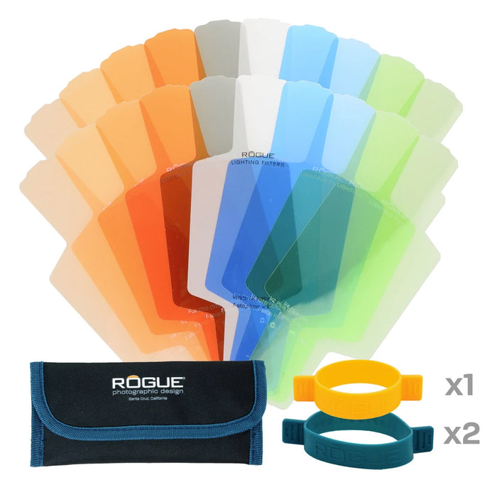 Rogue Flash Gels - Color Correction Filter Kit v3