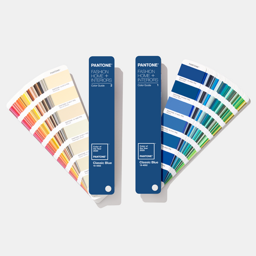 PANTONE FHI Color Guide - Color of the Year 2020 Limited Edition