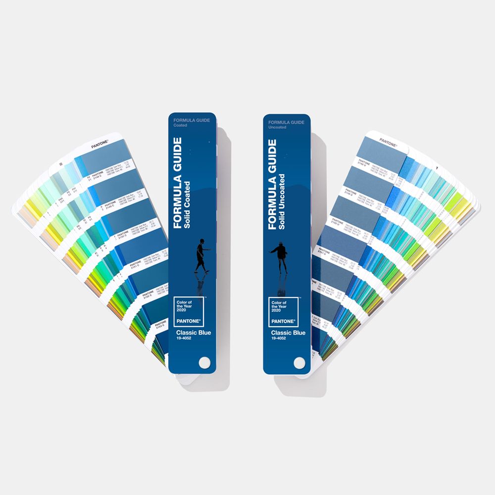 PANTONE Formula Guide - Color of the Year 2020 Limited Edition