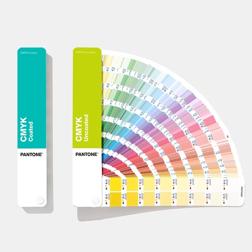 PANTONE CMYK Guide Set Coated & Uncoated