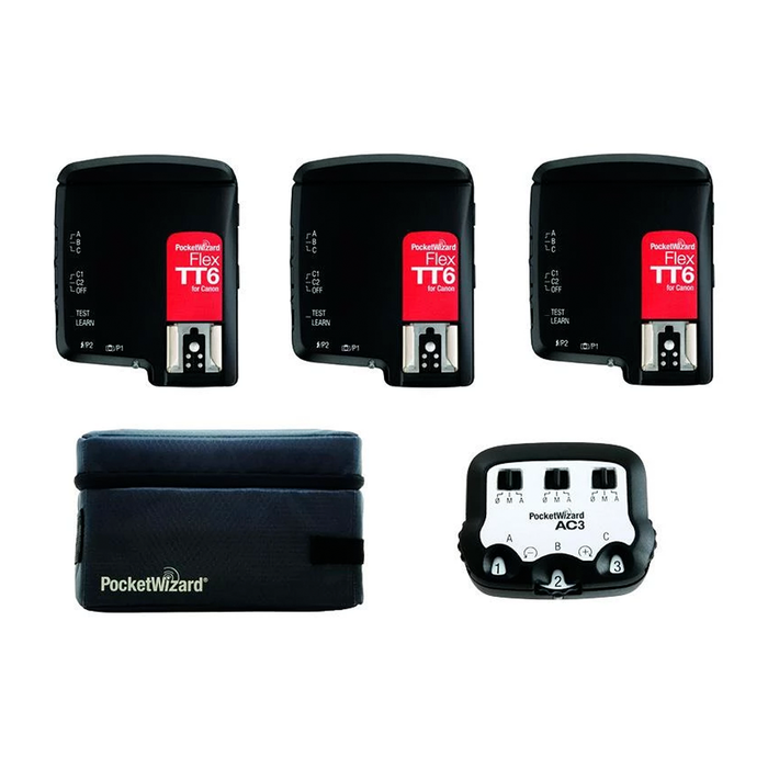 PocketWizard TTL Bonus Kit for CANON