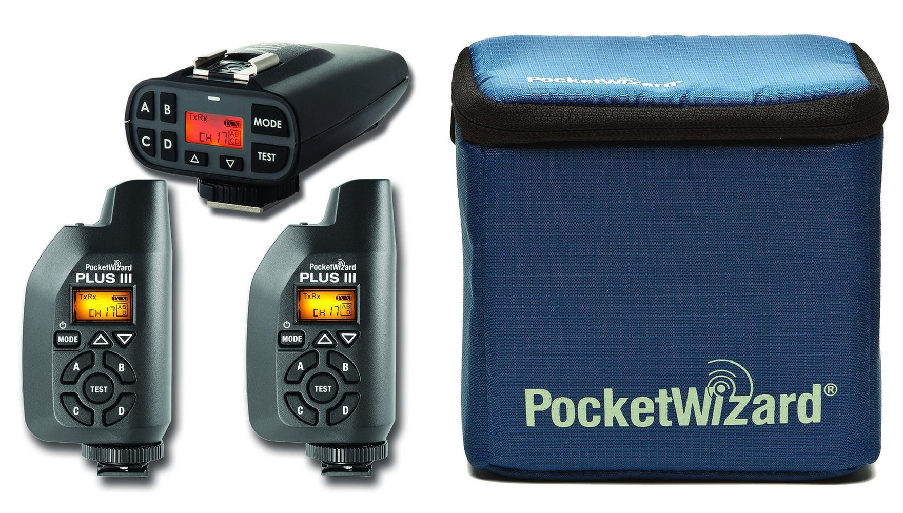 PocketWizard Plus IVe / IIIe Bonus Bundle 4