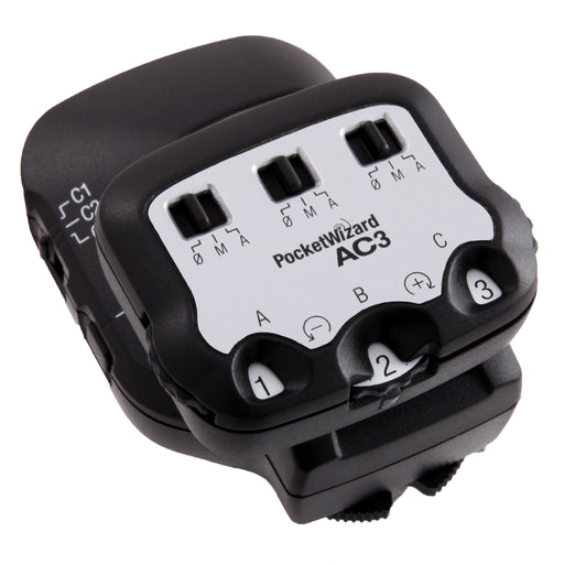 PocketWizard AC3 ZoneController für CANON