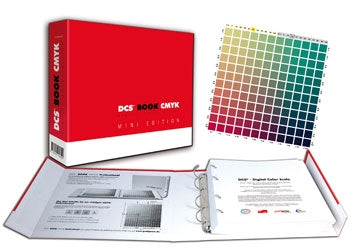 DCS Book CMYK Mini Edition - Coated