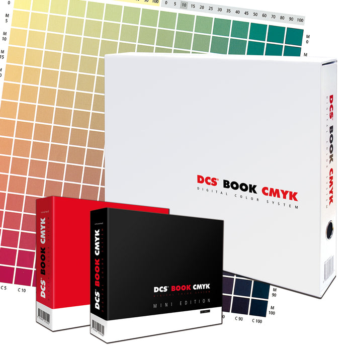 DCS Book MINI 2er Set und DCS Book Professional
