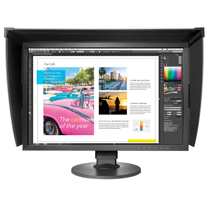 EIZO ColorEdge CG2420 24in LCD Monitor