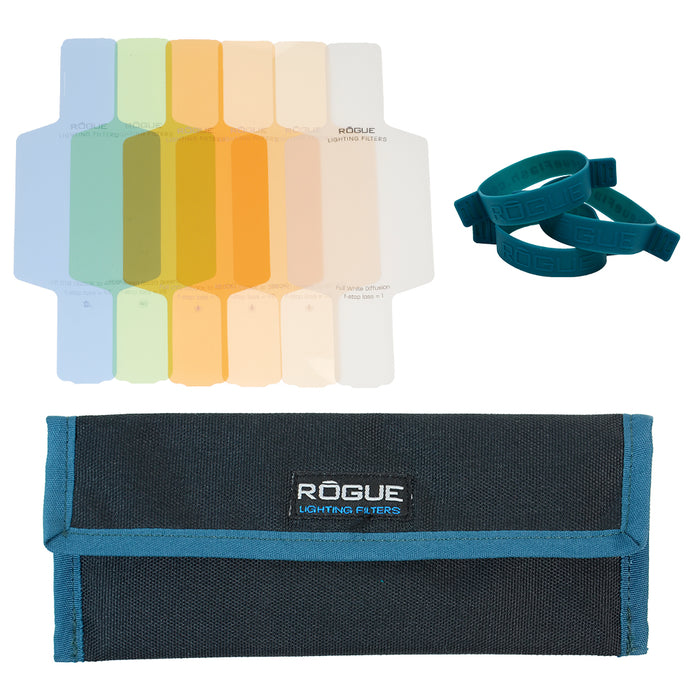 ExpoImaging Rogue Flash Gels - Color Correction Filter Kit
