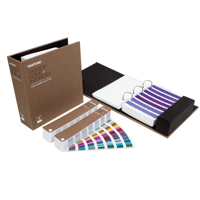 PANTONE Fashion & Home FHI Specifier and Guide Set
