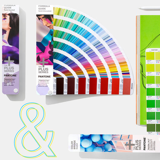 Pantone Formula Guide & Pantone ColorBridge coated Bundle