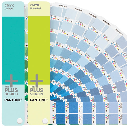 PANTONE PLUS CMYK Guide Set Coated & Uncoated - 2015 Edition