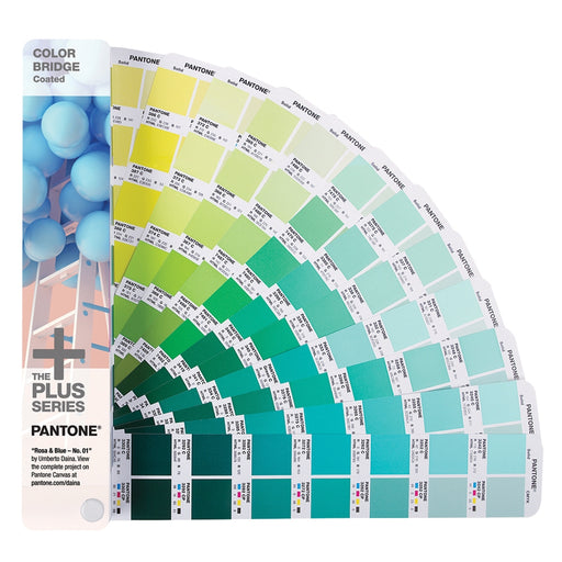PANTONE PLUS Color Bridge Guide Coated - 2016 Edition