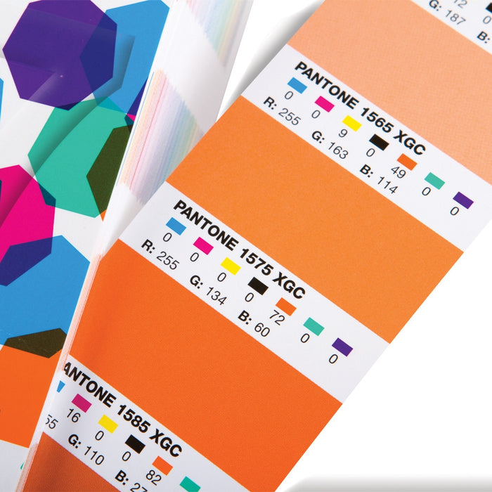 PANTONE PLUS Extended Gamut Guide Coated