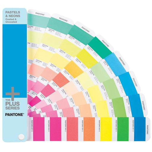PANTONE PLUS Pastels & Neons Guide Coated & Uncoated