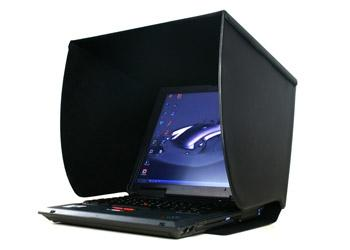 NB-17 - PChOOD Laptop Hood 17""