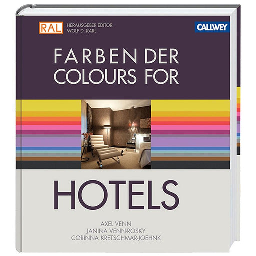 RAL Faben der Colours for Hotels