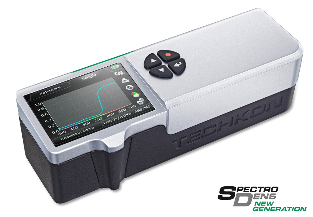 TECHKON SpectroDens Spektral-Densitometer Advanced - New Generation