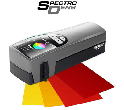 TECHKON SpektroDens Spektral-Densitometer Premium - New Generation