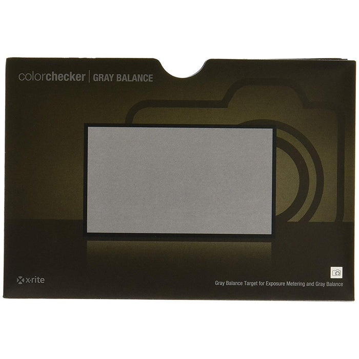 X-Rite Colour Starter Kit - ColorMunki Smile, Mini ColorChecker und Grey Balance Card