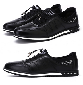 Breathable Comfort Genuine Leather Shoes