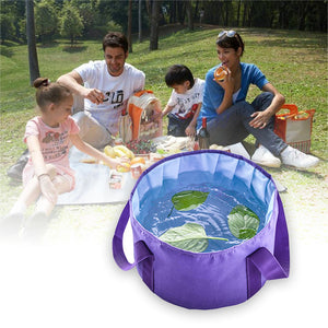 Outdoor Portable Camping Wash Basin