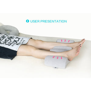 Multipurpose Leg and Knee Support Pillow