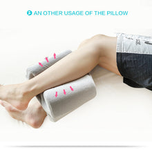 Load image into Gallery viewer, Multipurpose Leg and Knee Support Pillow