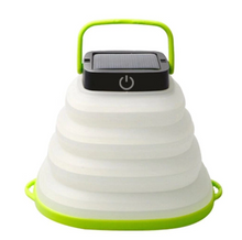 Load image into Gallery viewer, Portable Waterproof Solar Camping Light