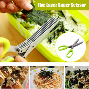 Five Layer Super Scissor