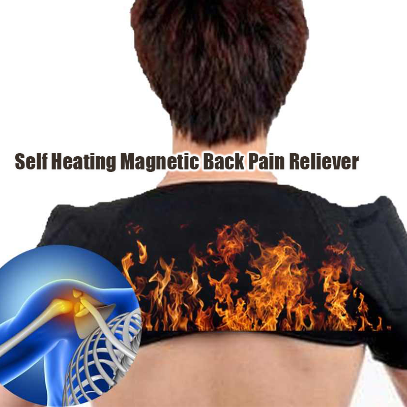 Self Heating Magnetic Back Pain Reliever