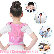 Load image into Gallery viewer, Posture Corrector for Kids