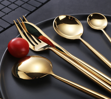 Load image into Gallery viewer, Vintage Portuguese Design Cutlery Set