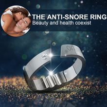 Load image into Gallery viewer, Anti Snoring Acupressure Ring