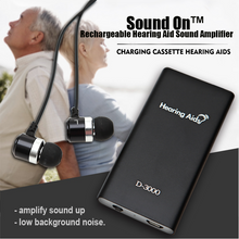 Load image into Gallery viewer, Sound On™ - Rechargeable Hearing Aid Sound Amplifier