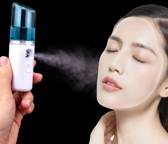 Portable Nano Hydrating Face Mister