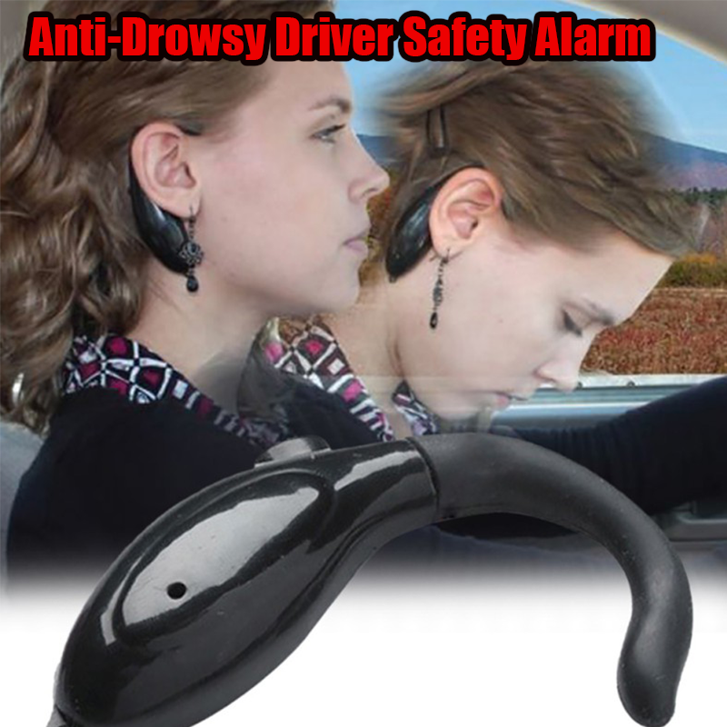 Anti-Drowsy Driver Safety Alarm