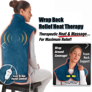 Wrap Back Relief Heat Therapy