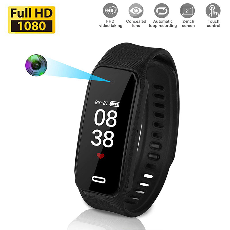 Mini Camera Smart Watch