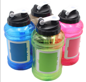 Water Bottle with Storage Case