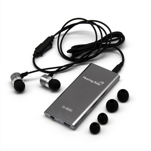 Sound On™ - Rechargeable Hearing Aid Sound Amplifier