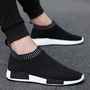 Minimalist Futuristic Comfort Sneakers - For Him