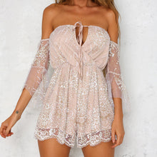 Load image into Gallery viewer, Aleida™ - Two-Way Wearing Elegant Beach Romper