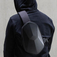 Load image into Gallery viewer, Futuristic Theftproof Chest Bag