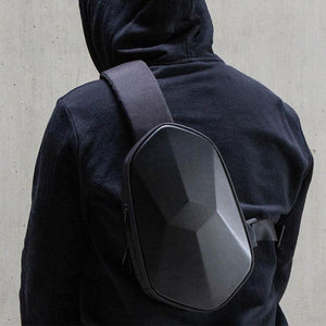 Futuristic Theftproof Chest Bag