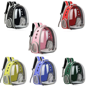 Expandable Space Capsule Pet Carrier
