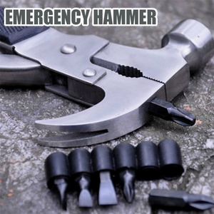 Multifunctional Survival Hammer