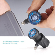 Load image into Gallery viewer, Portable Smartphone Travel Razor