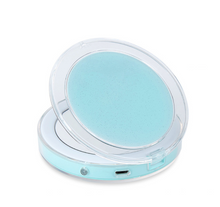 Load image into Gallery viewer, Compact LED Make Up Mirror